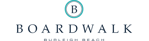 Boardwalk Burleigh Beach Logo